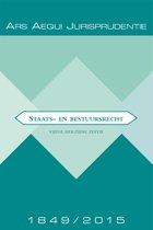 Ars Aequi Jurisprudentie - Jurisprudentie Staats- en bestuursrecht 1849-2015