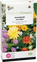 Buzzy® Friendly Flowers Mix Vlinders Laag 15m²