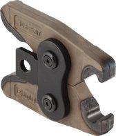 VSH gasslang A1060, M24/1.5mm, le 0.8m, slang rubber, wartelmoer