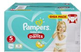 Pampers Luierbroekjes Baby Dry Nappy Pants Maat 5 (12-17kg) - 96 broekjes