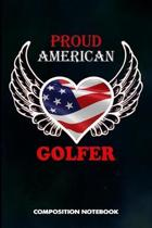Proud American Golfer