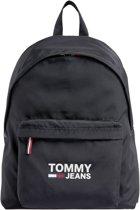 Tommy Hilfiger Rugzak - Unisex - zwart/wit/rood