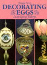 Decorating Eggs in the Style of Faberge