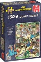 Jan van Haasteren Plezier in het park - Puzzel 150 stukjes