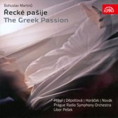 The Greek Passion. Opera In 4 Acts