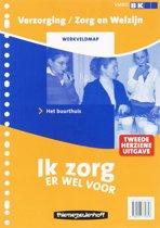 Verzorging/Zorg & Welzijn - breed - Ik zorg er wel voor 5 Het buurthuis Werkveldmap