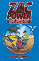 Zac Power Spy Recruit: Zac's Quicksand