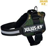 Julius K9 Powertuig/Harnas - Maat 1/63-85cm - L - Army