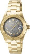 Invicta Angel 14366 - Horloge - Staal - Goudkleurig - 40 mm