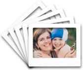 Acaza - Magnetische Fotohouders - Fotolijst magnetisch - Flexibel - 5 x 13x18cm