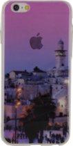 Xccess TPU Case Apple iPhone 6/6S Clear City