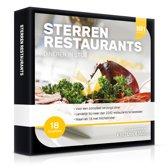 Nr1 Sterren Restaurants 150,-