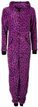 Irresistible Dames Onesie Pyjama Paars IRPYD2912A Maten: XXL