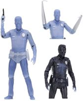 Terminator 2: Kenner Tribute -T-1000 Ultimate Edition - 7 inch Scale Action Figure Asst.