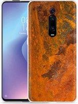 Xiaomi Redmi K20 Pro Hoesje roestig metaal