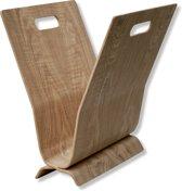 Point-Virgule - Lectuurhouder in houtkleur