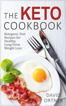 Omslag van 'The Keto Cookbook: Dozens of Delicious Ketogenic Diet Recipes for Healthy, Long-Term Weight Loss'