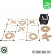Luxe Boter Kaas en Eieren spel - 120x120 cm in tas-Top-Kwaliteit