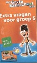 Het Grote Bsisschoolspel Uitbreidingsvragen Groep 5 -