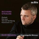 Richard Strauss: Macbeth; Don Juan; Tod und Verklärung; Festmarsch in C