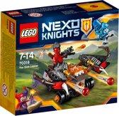 LEGO NEXO KNIGHTS De Globwerper - 70318