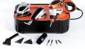 Multi tool BLACK&DECKER Decor Mate, MT3000K, Schrapen-Schuren-Boren-Schroeven, Incl. accessoires