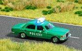 Busch - Mercedes W123 Polizei H0 (Bu5593)