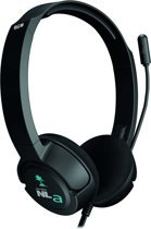 Turtle Beach Ear Force NLa Wired Stereo Gaming Headset - Zwart (Wii U + 2DS + 3DS + 3DS XL + New 3DS + New 3DS XL)