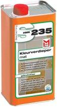 HMK S235 Kleurverdieper -mat- blik 1 ltr