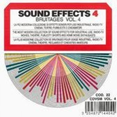 Sound Effects 4 (Bruitage)