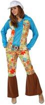 """Peace and love pak voor dames - Verkleedkleding - M/L"""