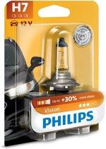 Philips H7 12V 55W Vision koplamp auto 12972PRB1