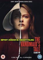 DVD cover van Handmaids Tale - Season 2