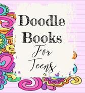 Doodle Books For Teens