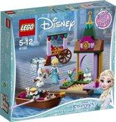 LEGO Disney Frozen Elsa's Marktavontuur - 41155