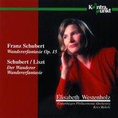 Schubert-Liszt Wandererfantasie / Elisabeth Westenholz