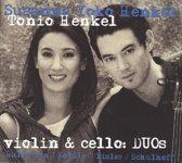 Violin & Cello: Duos