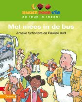 Maan,Roos,Vis : Met Mees in de bus AVI E3