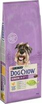 Dog Chow Senior - Kip - Hondenvoer - 14 kg