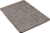 Droogloopmat / Droogloopmat Aquastop / 60 cm x 100 cm / graniet / ronde hoeken