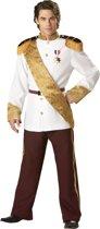Prins kostuum voor heren - Premium - Verkleedkleding - XL