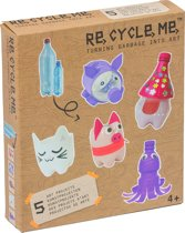 Re-Cycle-Me knutselpakket PET Fles