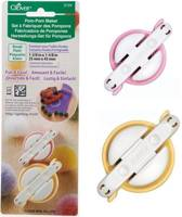 Clover pom-pom Maker 35 & 45 mm diameter
