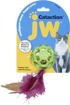 JW Feather Ball - Kat - Speelgoed - Met bel