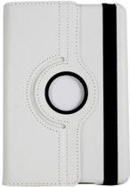 iPad Mini Lederen 360 Cover Wit