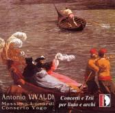Vivaldi: Concertos & Trios For Lute And Strings