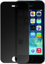 Azuri screen protector Tempered Glass Privacy voor Apple iPhone 5/5S/SE