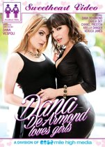 Erotiek - Dana Dearmond Loves Girls