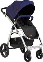 Topmark Pure Colour pack voor kinderwagen - Navyblue