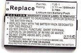 Battery for Binatone: B200, BB200 SWISSVOICE: MP01